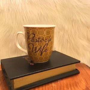 Pastor's Wife Mug | EUC